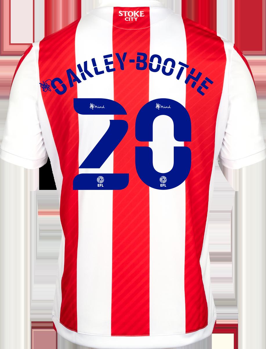 2021/22 Adult Home SS Shirt - Oakley-Boothe