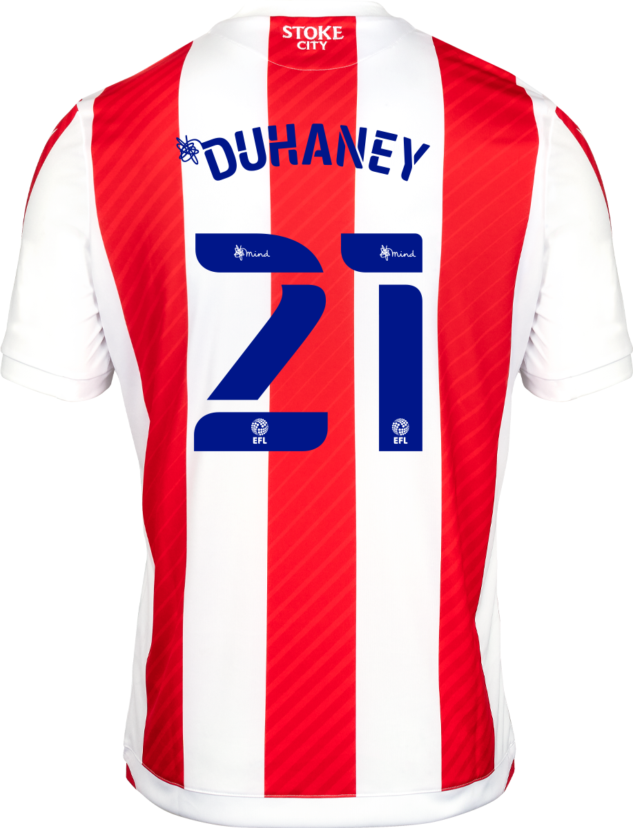 2021/22 Unsponsored Adult Home SS Shirt - Duhaney