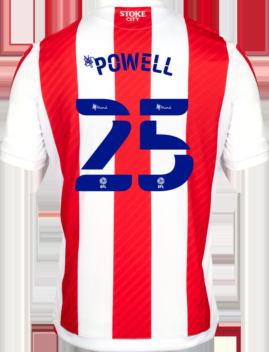 2021/22 Adult Home SS Shirt - Powell