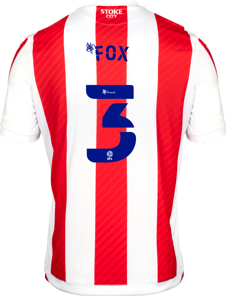 2021/22 Unsponsored Adult Home SS Shirt - Fox
