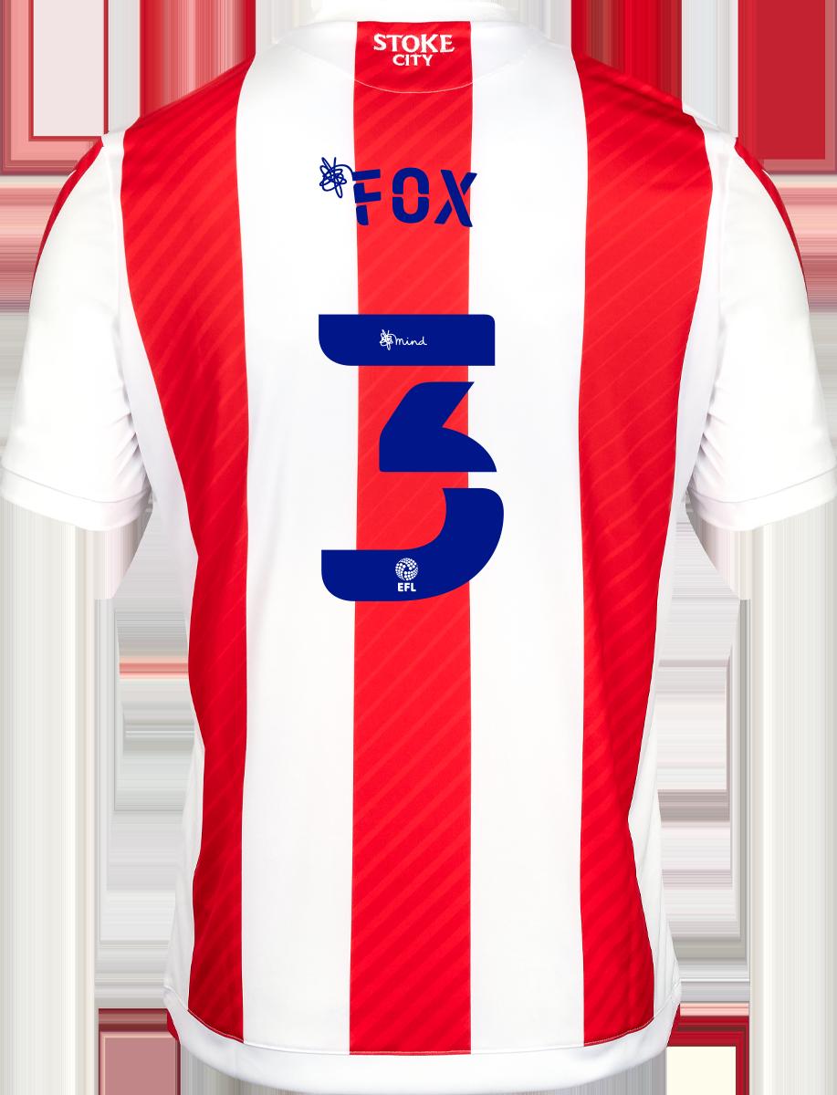 2021/22 Adult Home SS Shirt - Fox