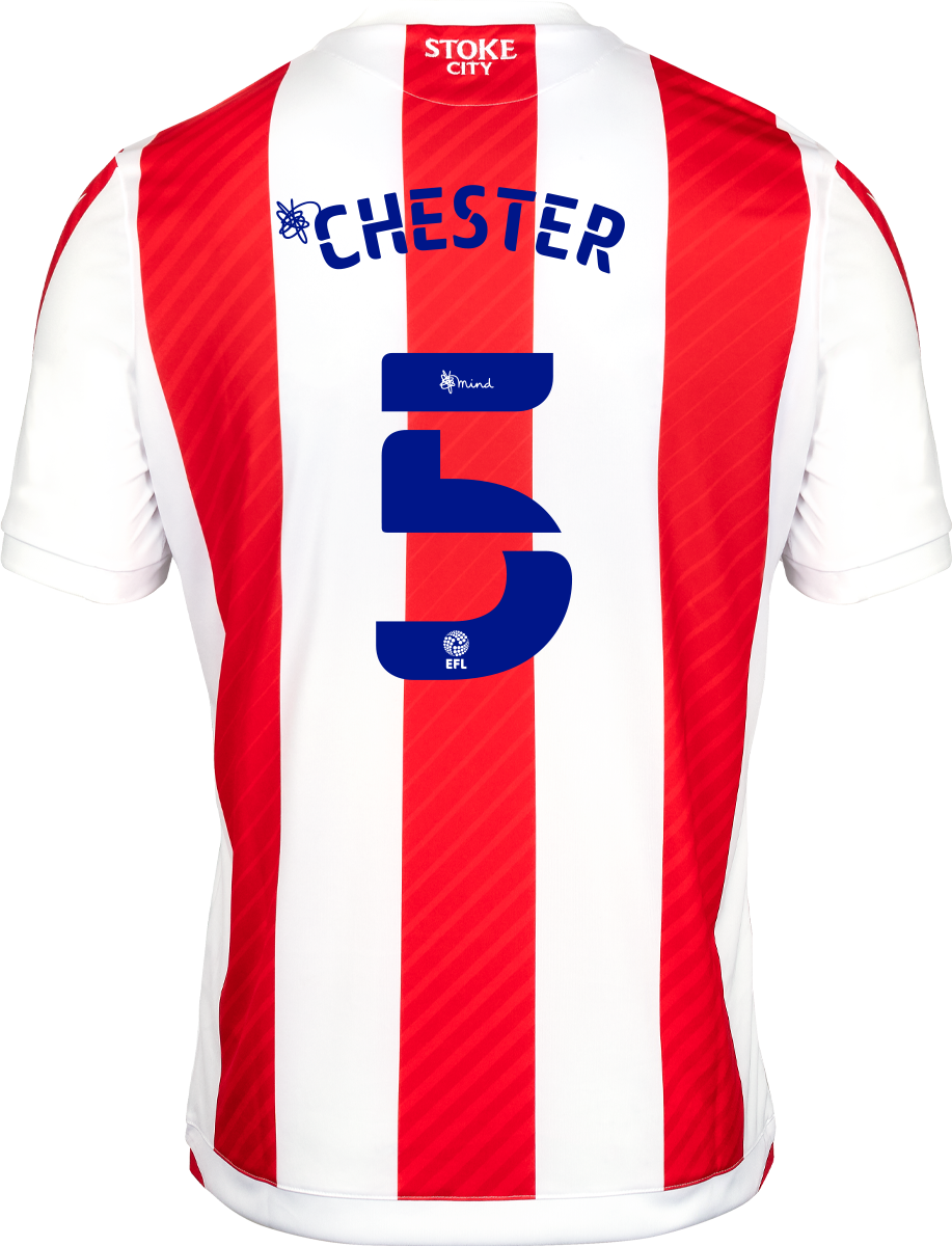 2021/22 Unsponsored Adult Home SS Shirt - Chester