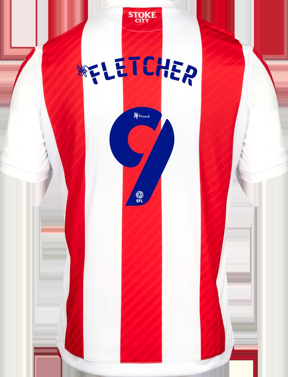 2021/22 Unsponsored Adult Home SS Shirt - Fletcher