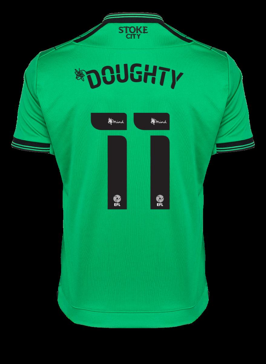 2021/22 Junior Away SS Shirt - Doughty