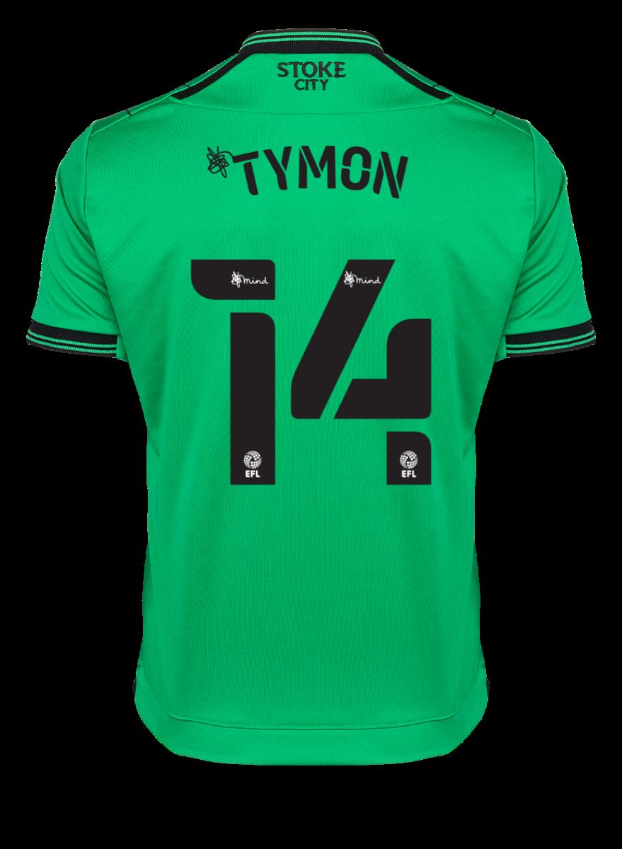 2021/22 Junior Away SS Shirt - Tymon