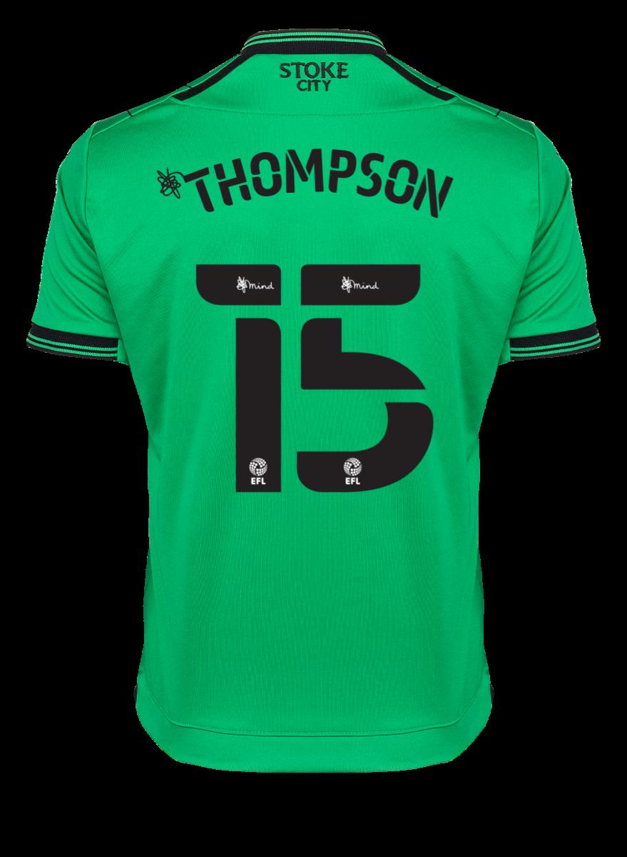 2021/22 Junior Away SS Shirt - Thompson
