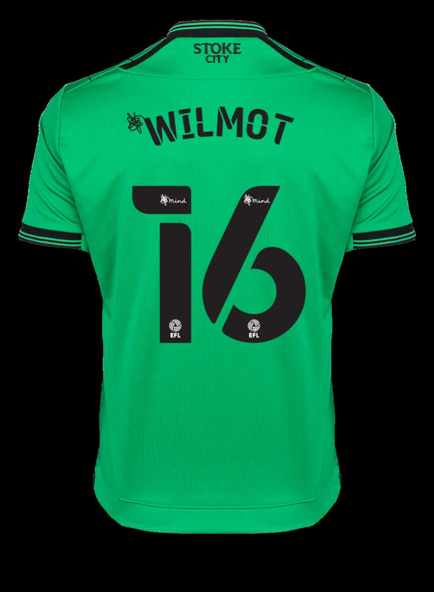 2021/22 Junior Away SS Shirt - Wilmot