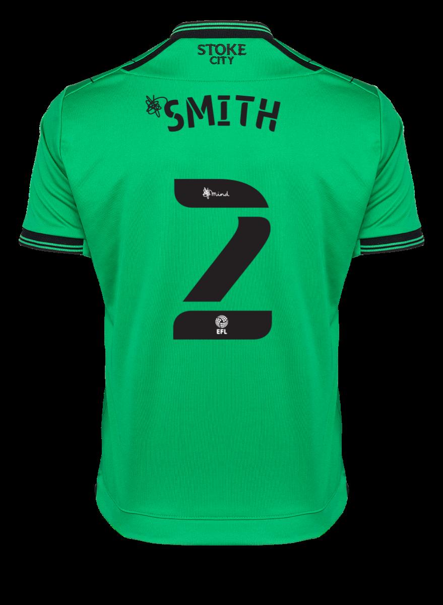 2021/22 Junior Away SS Shirt - Smith