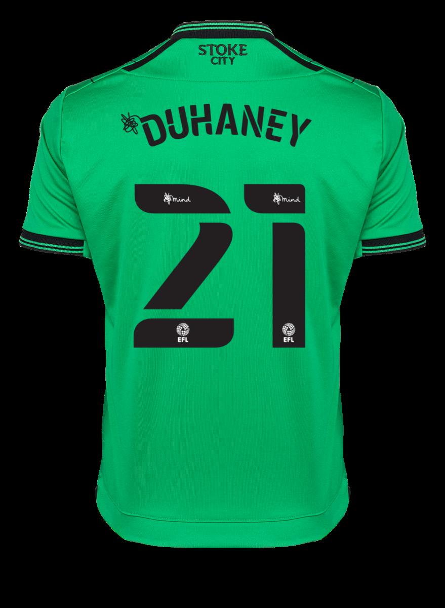 2021/22 Junior Away SS Shirt - Duhaney