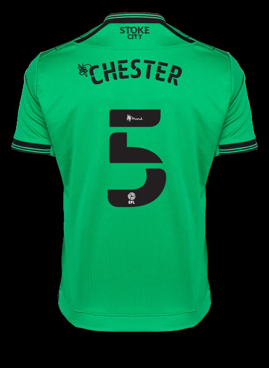 2021/22 Junior Away SS Shirt - Chester
