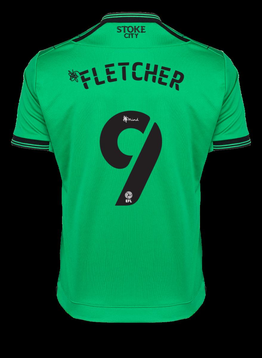 2021/22 Junior Away SS Shirt - Fletcher