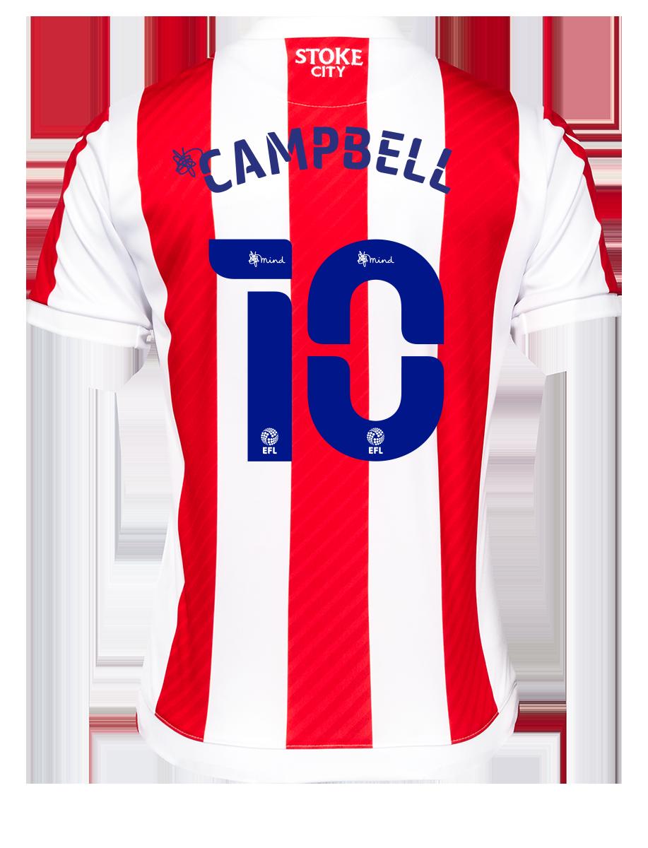 2021/22 Junior Home SS Shirt - Campbell