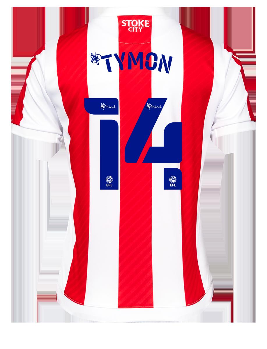 2021/22 Junior Home SS Shirt - Tymon