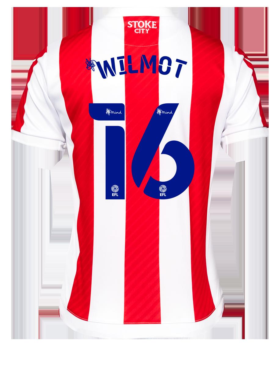 2021/22 Junior Home SS Shirt - Wilmot