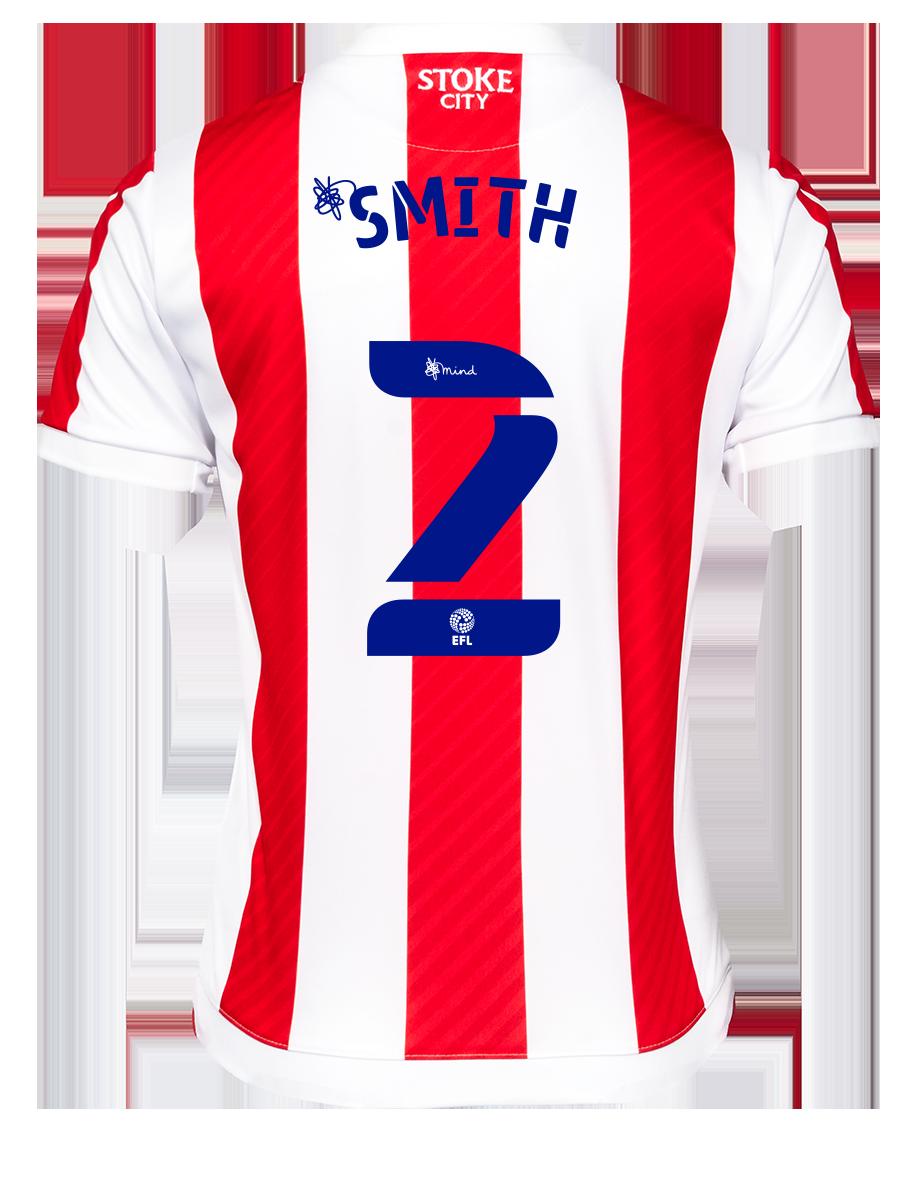 2021/22 Junior Home SS Shirt - Smith
