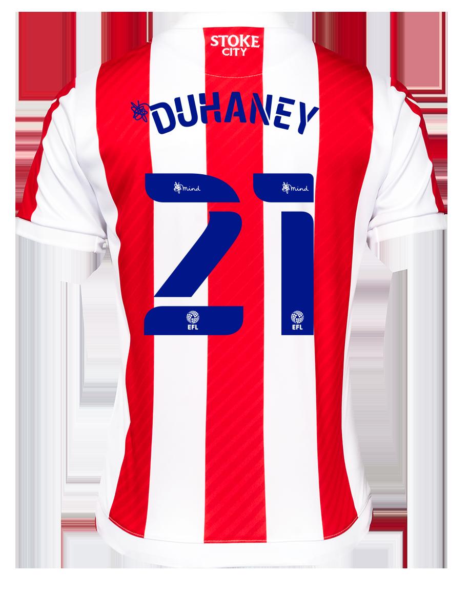2021/22 Junior Home SS Shirt - Duhaney