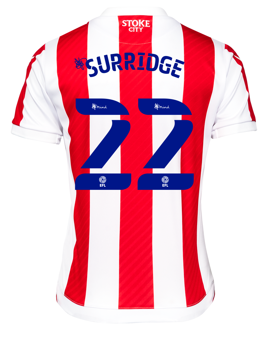 2021/22 Junior Home SS Shirt - Surridge
