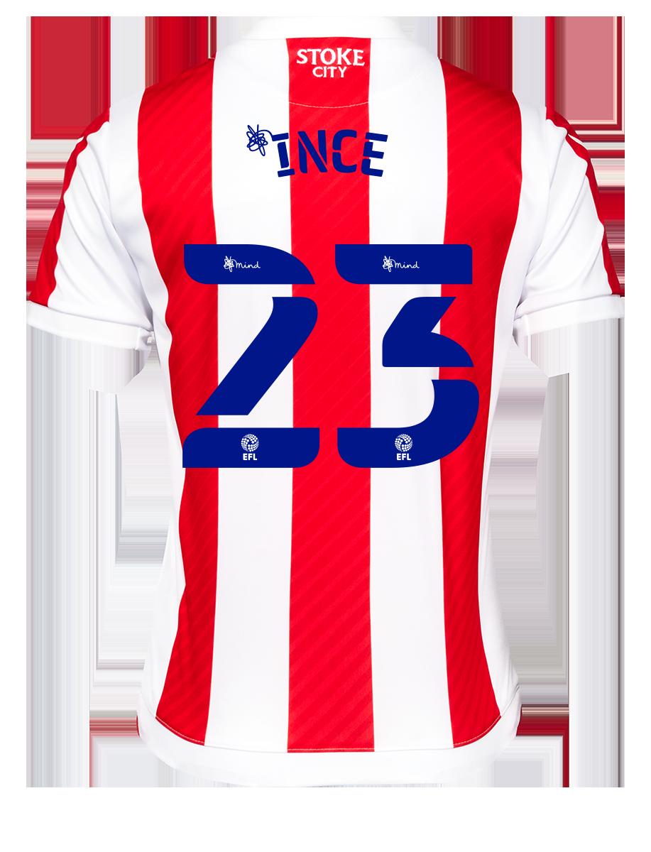 2021/22 Junior Home SS Shirt - Ince