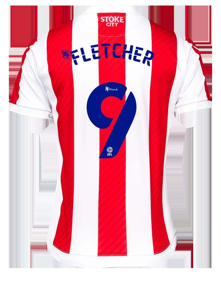 2021/22 Junior Home SS Shirt - Fletcher
