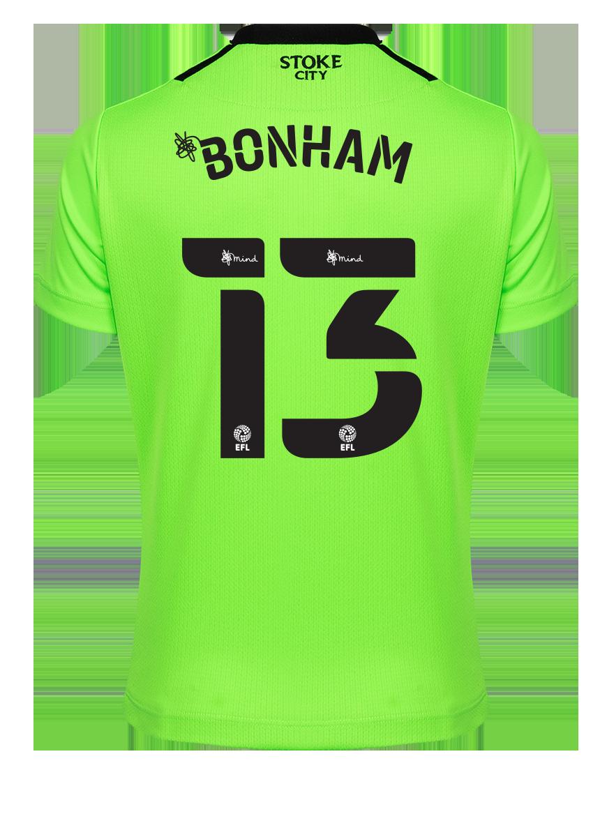 2021/22 Junior Alternate Goalkeeper Shirt - Bonham