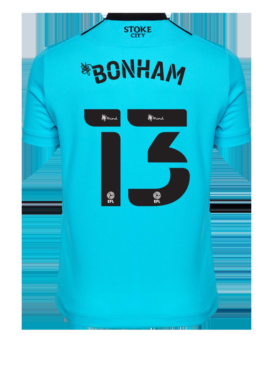 2021/22 Junior Goalkeeper Shirt - Bonham