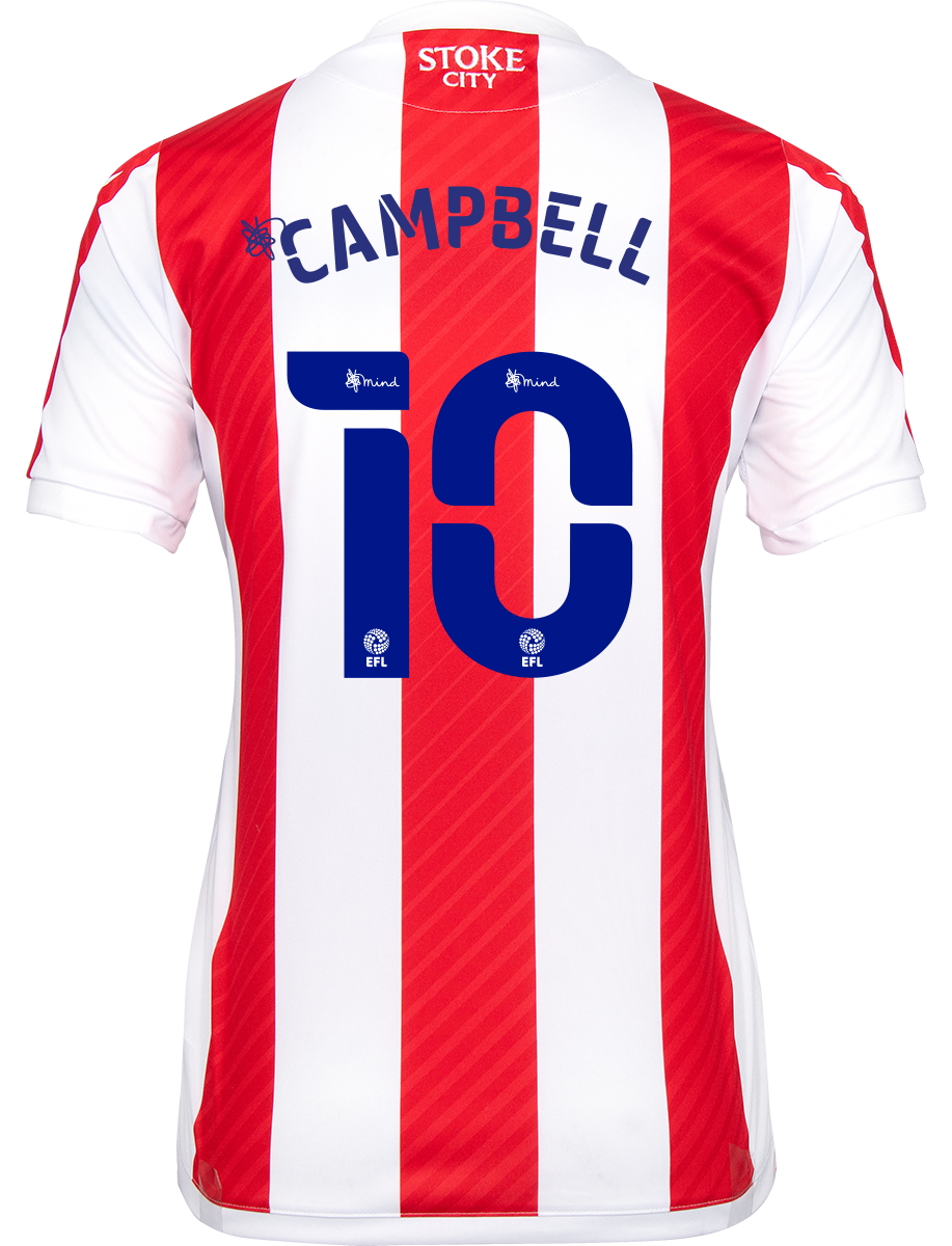 2021/22 Ladies Fit Home Shirt - Campbell