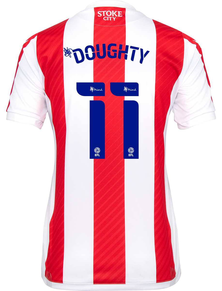2021/22 Ladies Fit Home Shirt - Doughty
