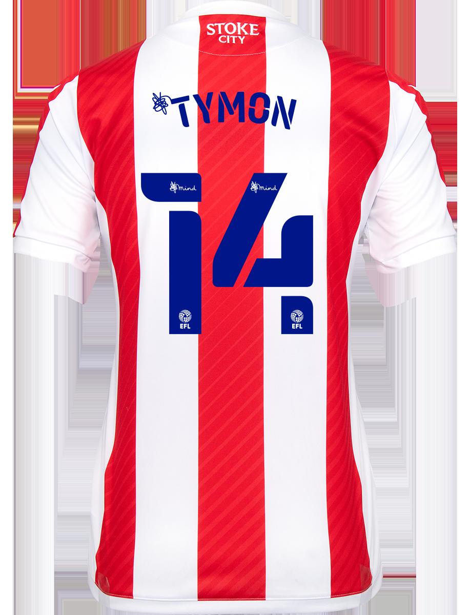 2021/22 Ladies Fit Home Shirt - Tymon