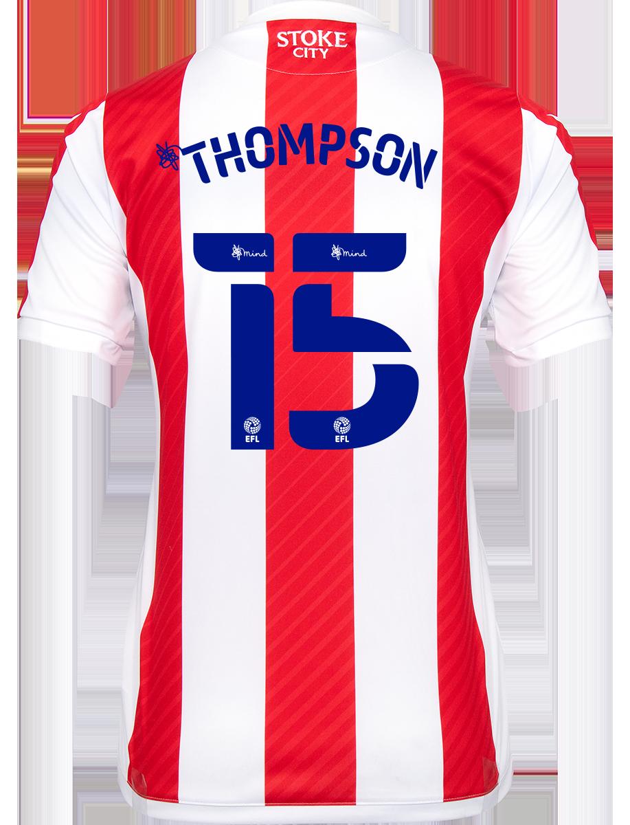 2021/22 Ladies Fit Home Shirt - Thompson