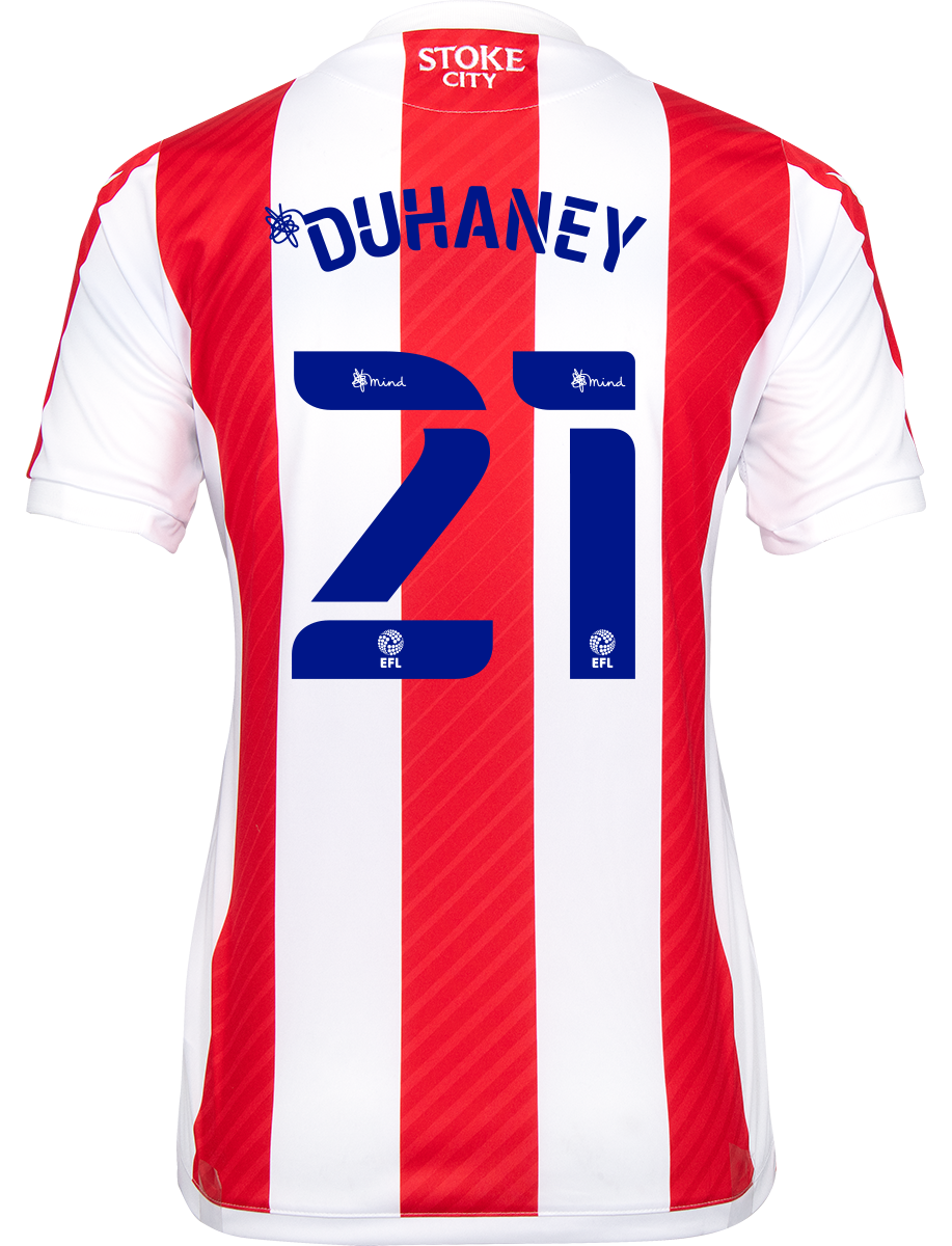 2021/22 Ladies Fit Home Shirt - Duhaney