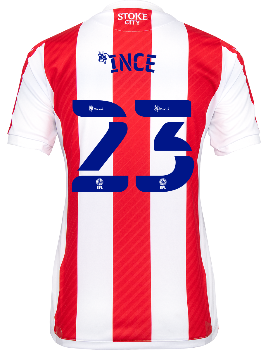 2021/22 Ladies Fit Home Shirt - Ince
