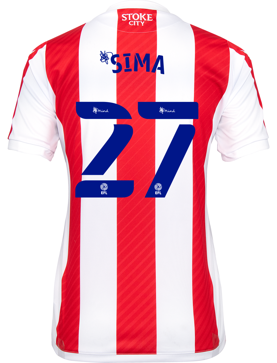 2021/22 Ladies Fit Home Shirt - Sima