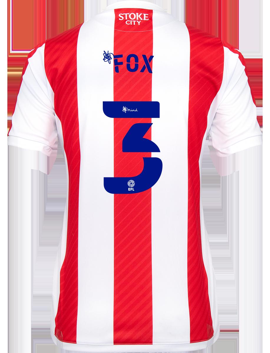 2021/22 Ladies Fit Home Shirt - Fox