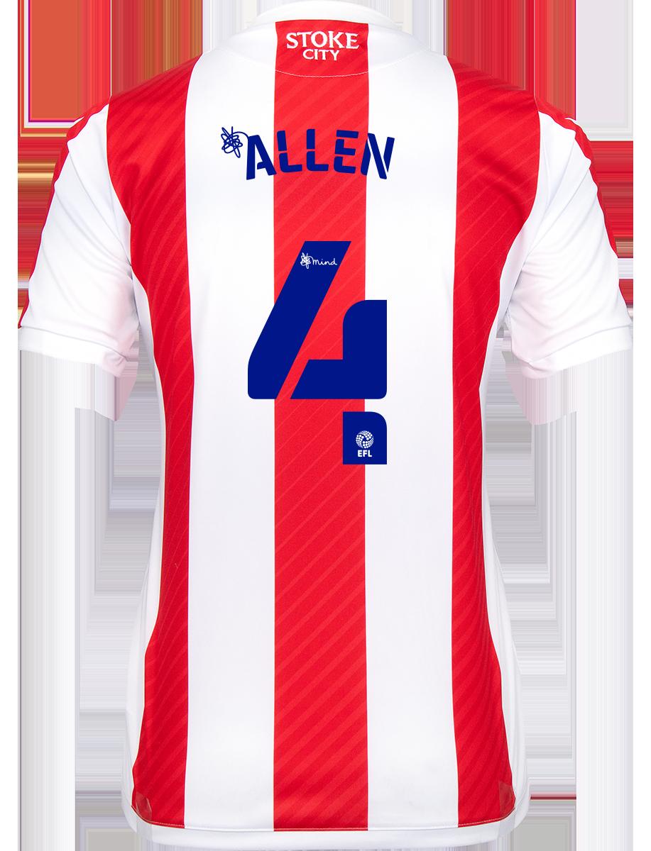 2021/22 Ladies Fit Home Shirt - Allen