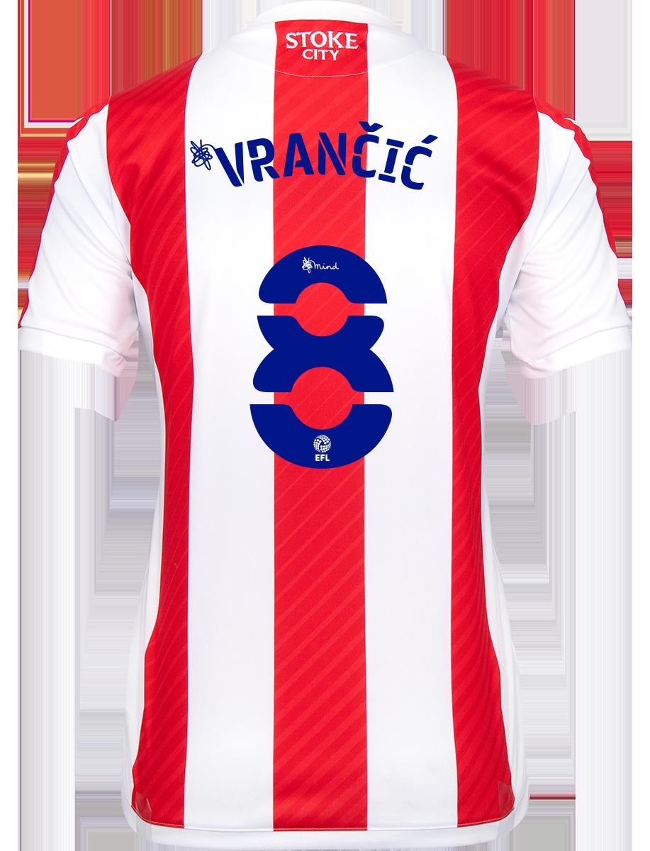 2021/22 Ladies Fit Home Shirt - Vrancic