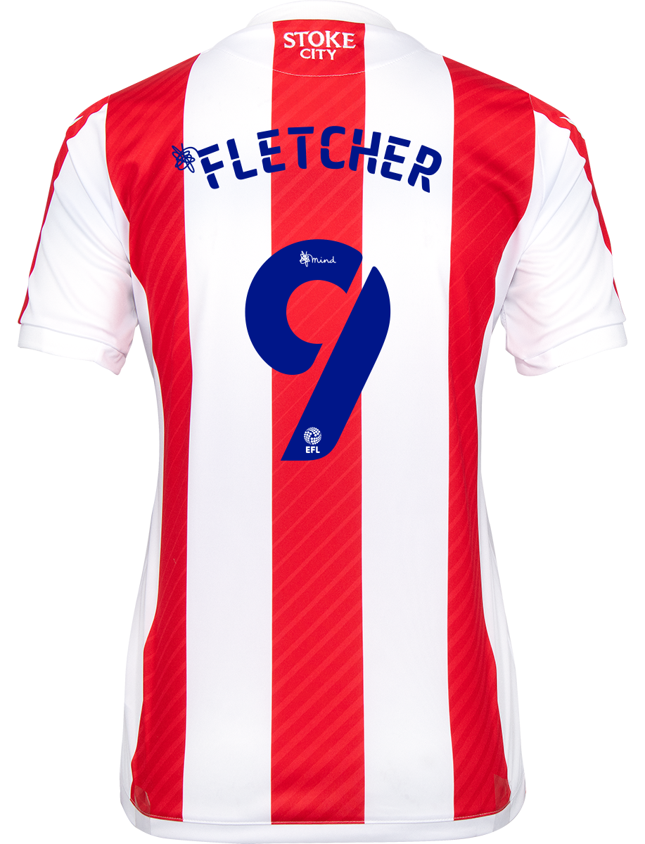 2021/22 Ladies Fit Home Shirt - Fletcher