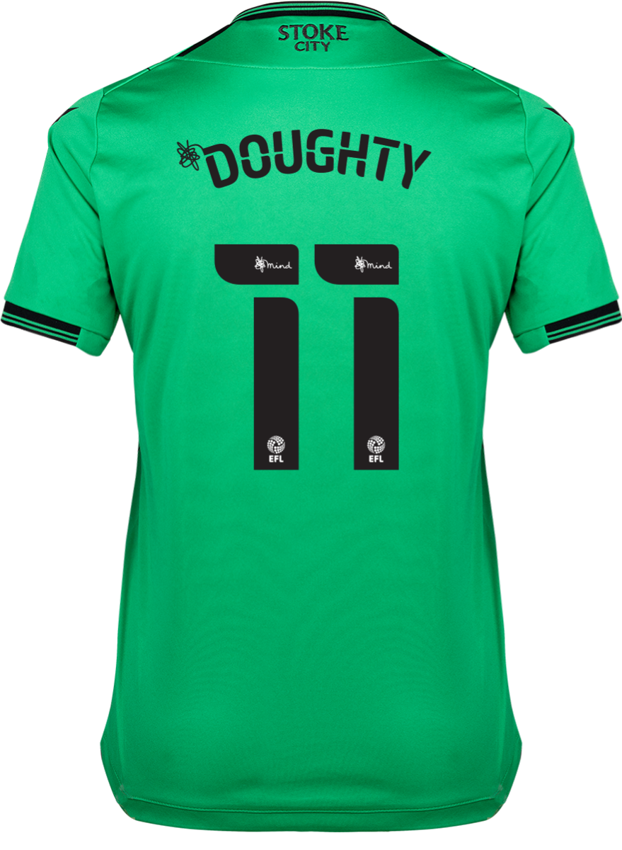 2021/22 Ladies Away Shirt - Doughty