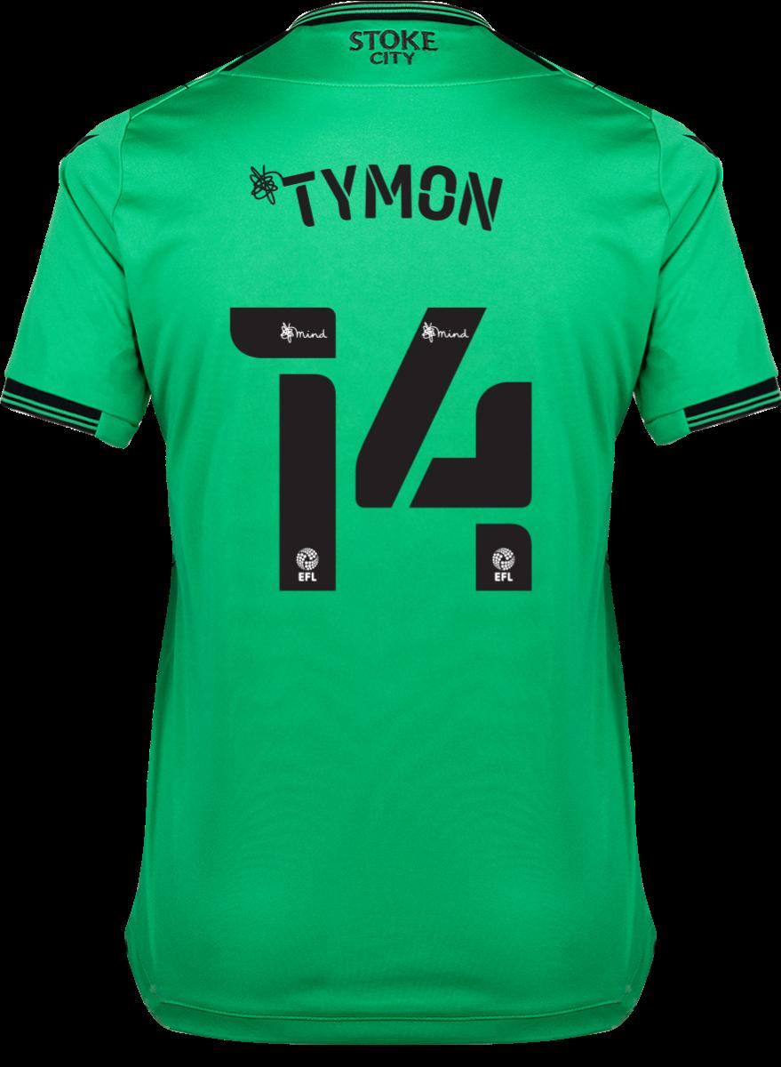 2021/22 Ladies Away Shirt - Tymon