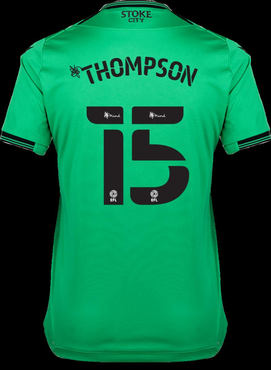 2021/22 Ladies Away Shirt - Thompson