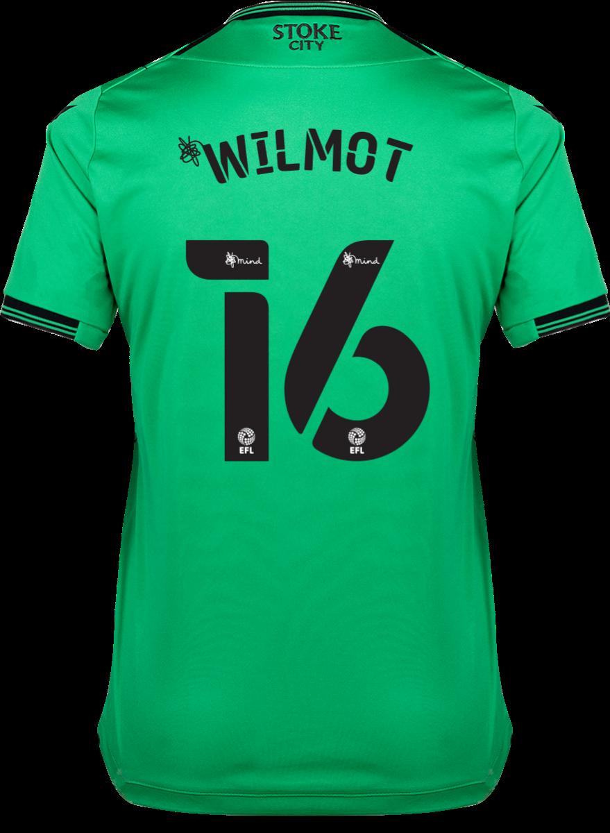 2021/22 Ladies Away Shirt - Wilmot
