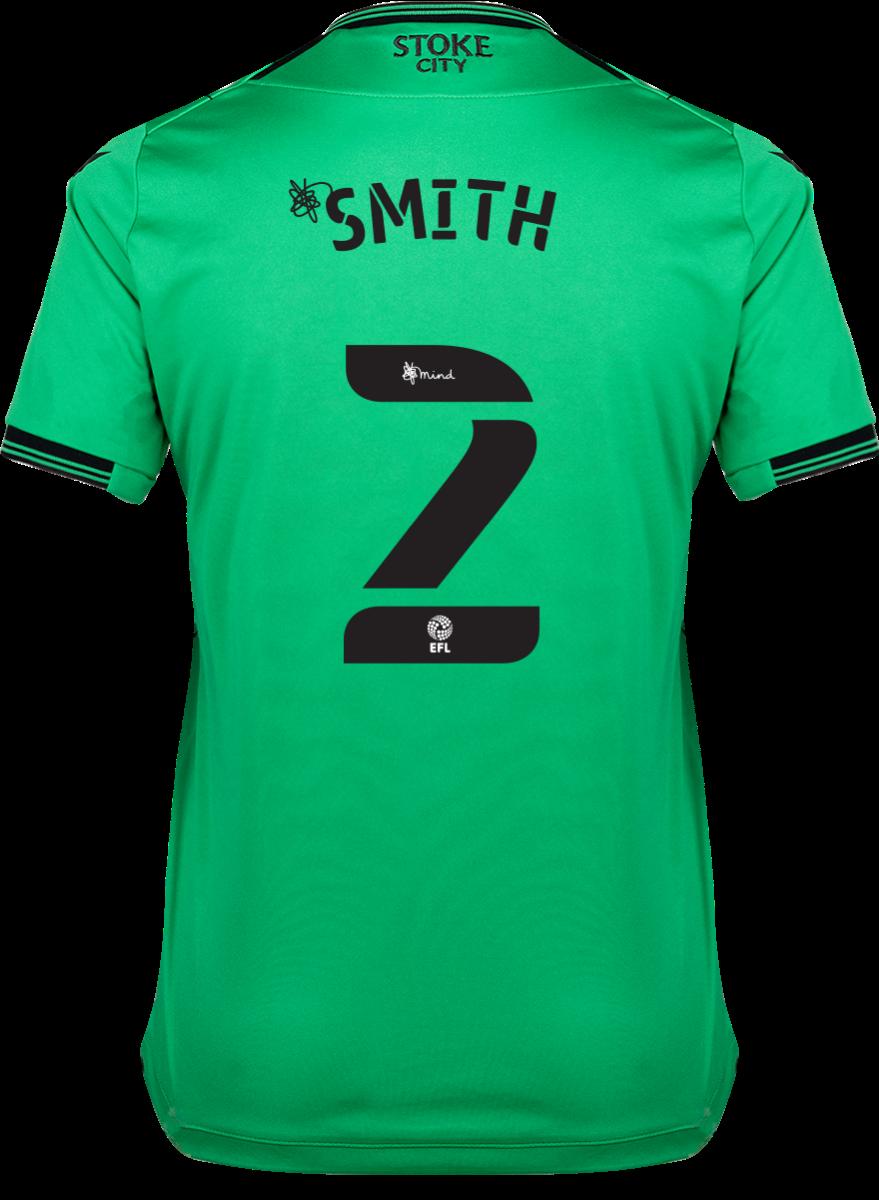 2021/22 Ladies Away Shirt - Smith