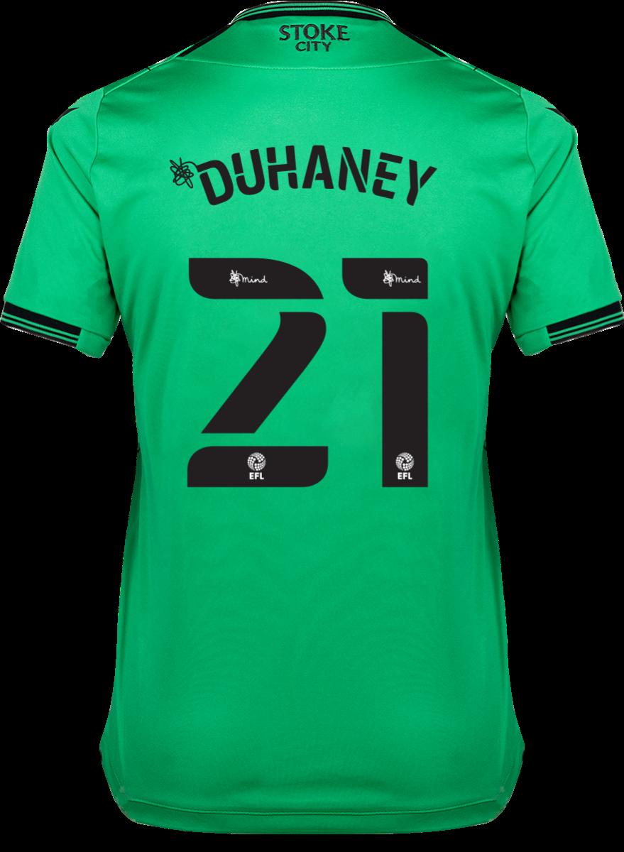 2021/22 Ladies Away Shirt - Duhaney