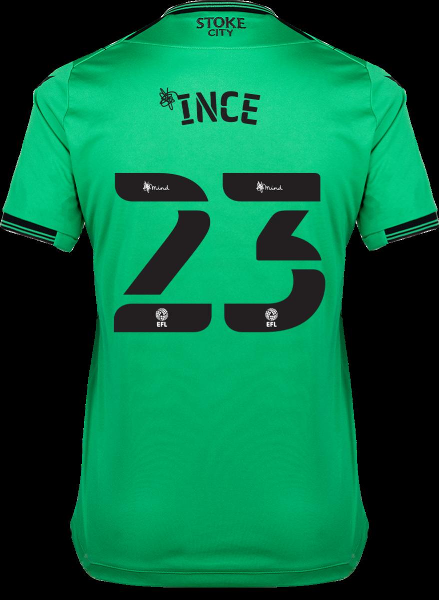 2021/22 Ladies Away Shirt - Ince