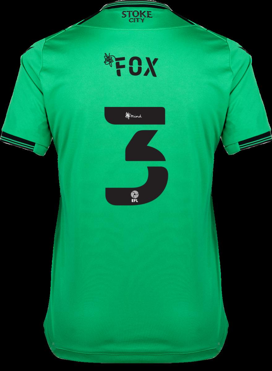 2021/22 Ladies Away Shirt - Fox