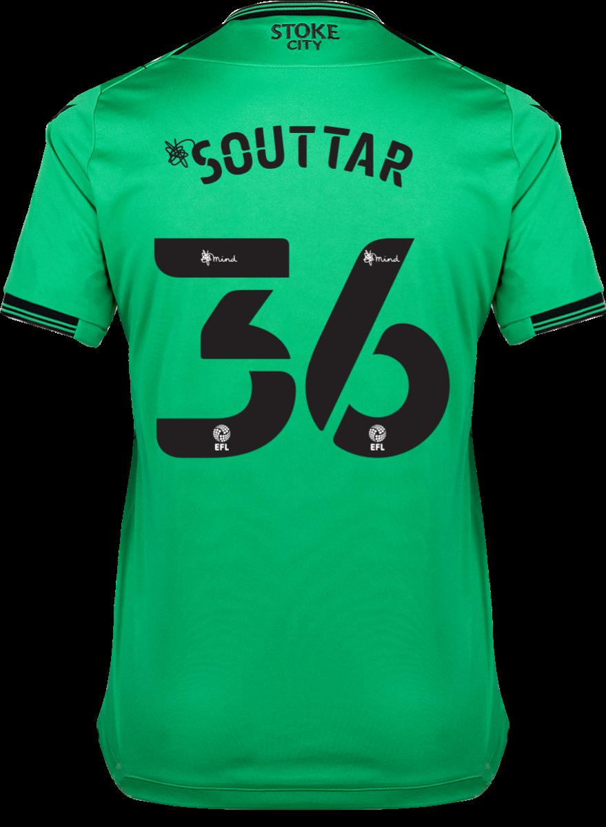 2021/22 Ladies Away Shirt - Souttar