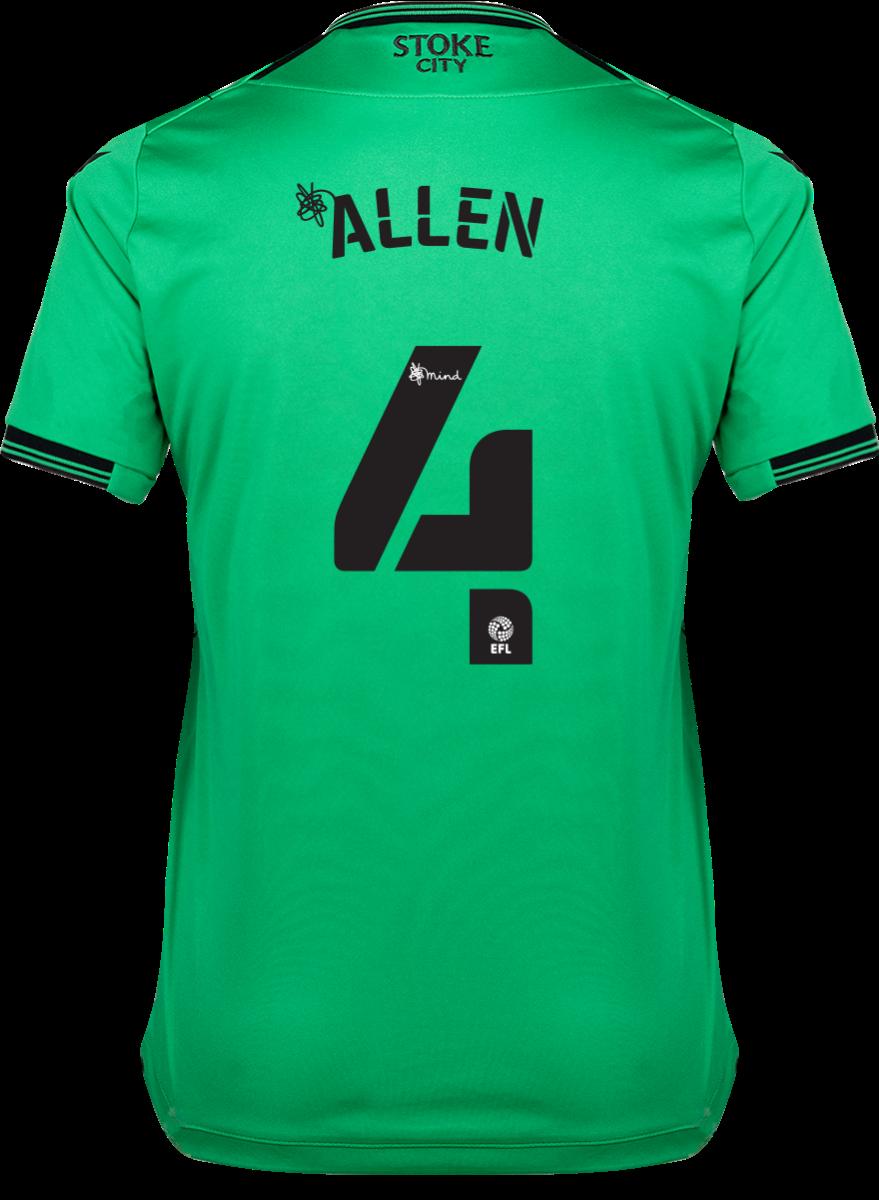 2021/22 Ladies Away Shirt - Allen
