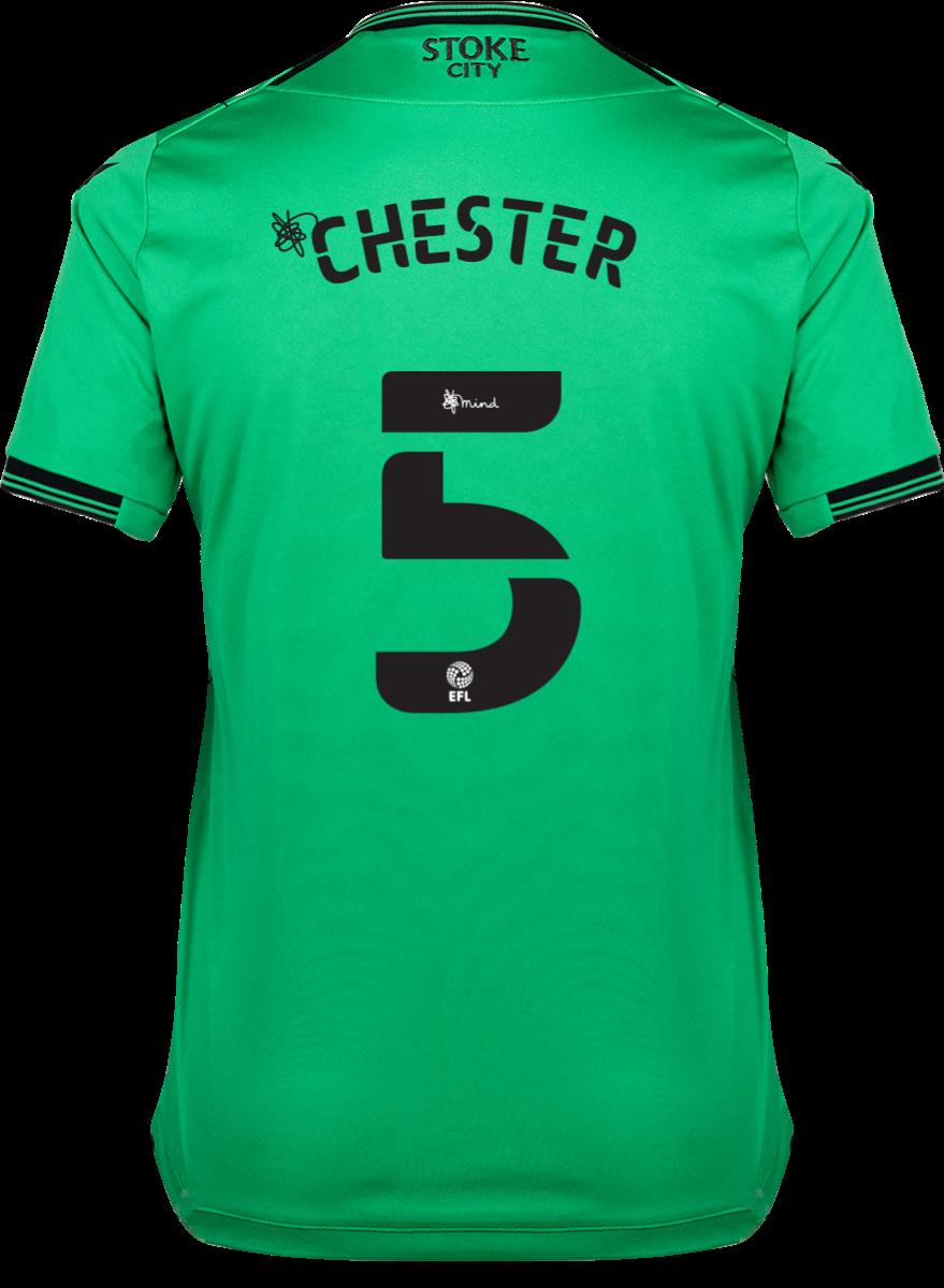 2021/22 Ladies Away Shirt - Chester