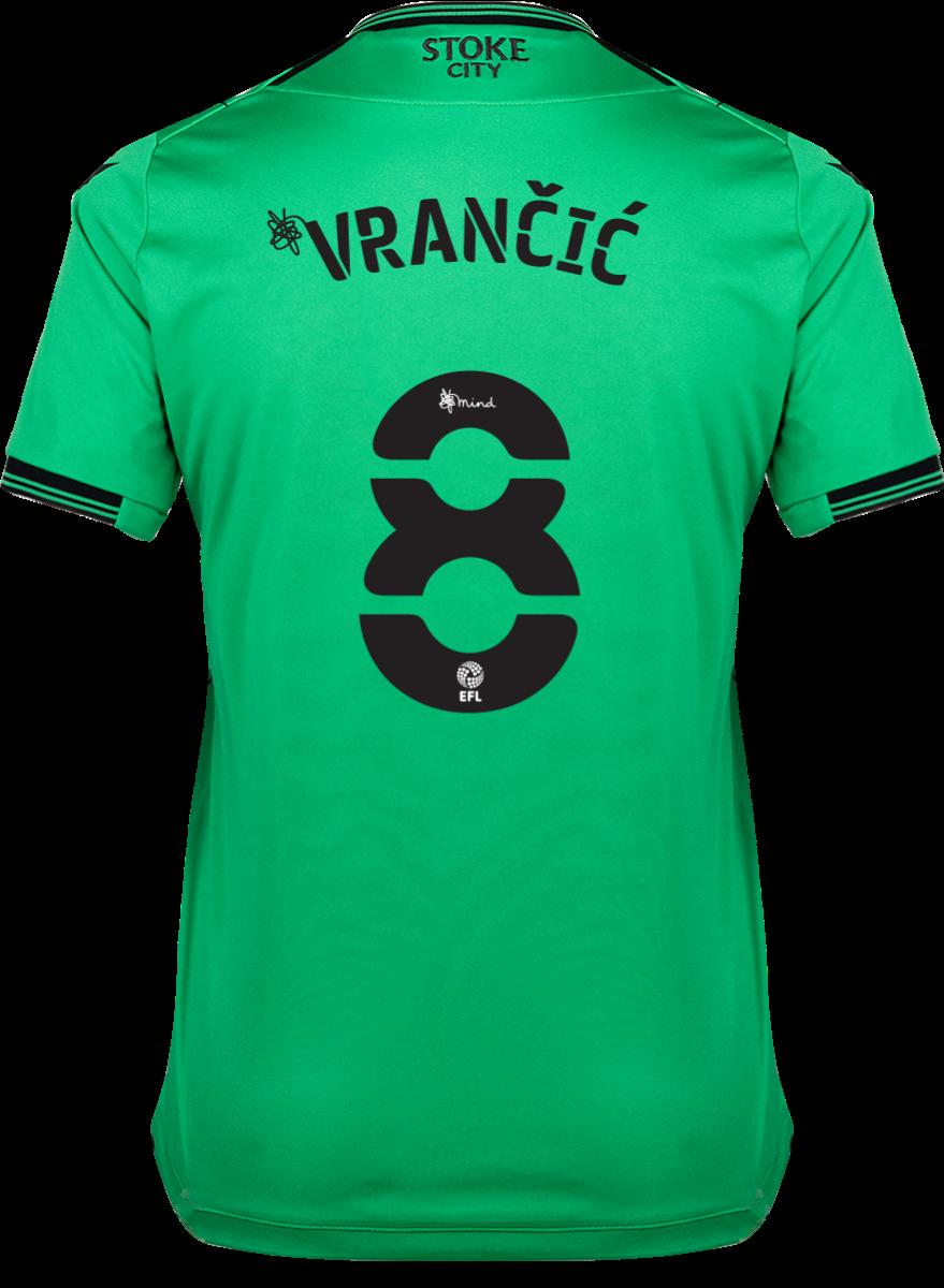 2021/22 Ladies Away Shirt - Vrancic