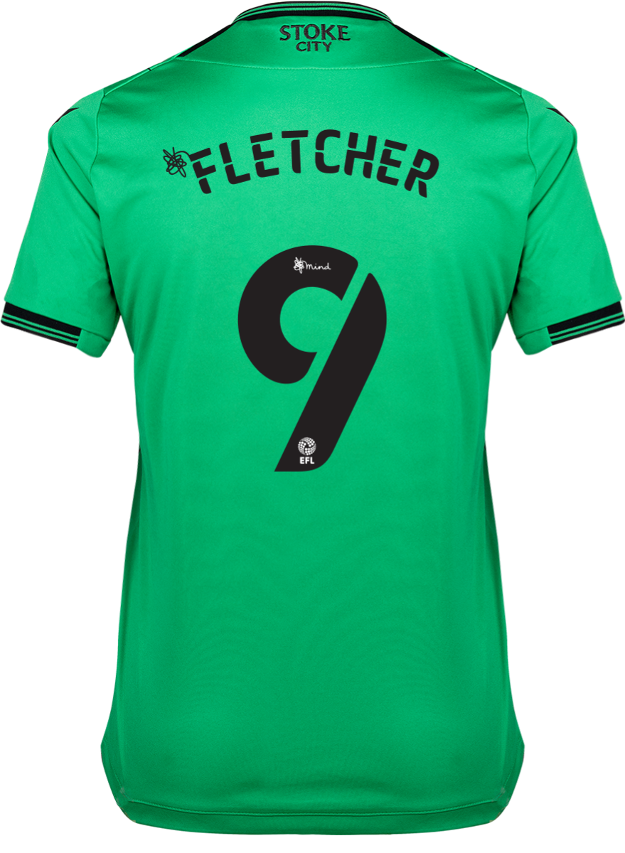 2021/22 Ladies Away Shirt - Fletcher