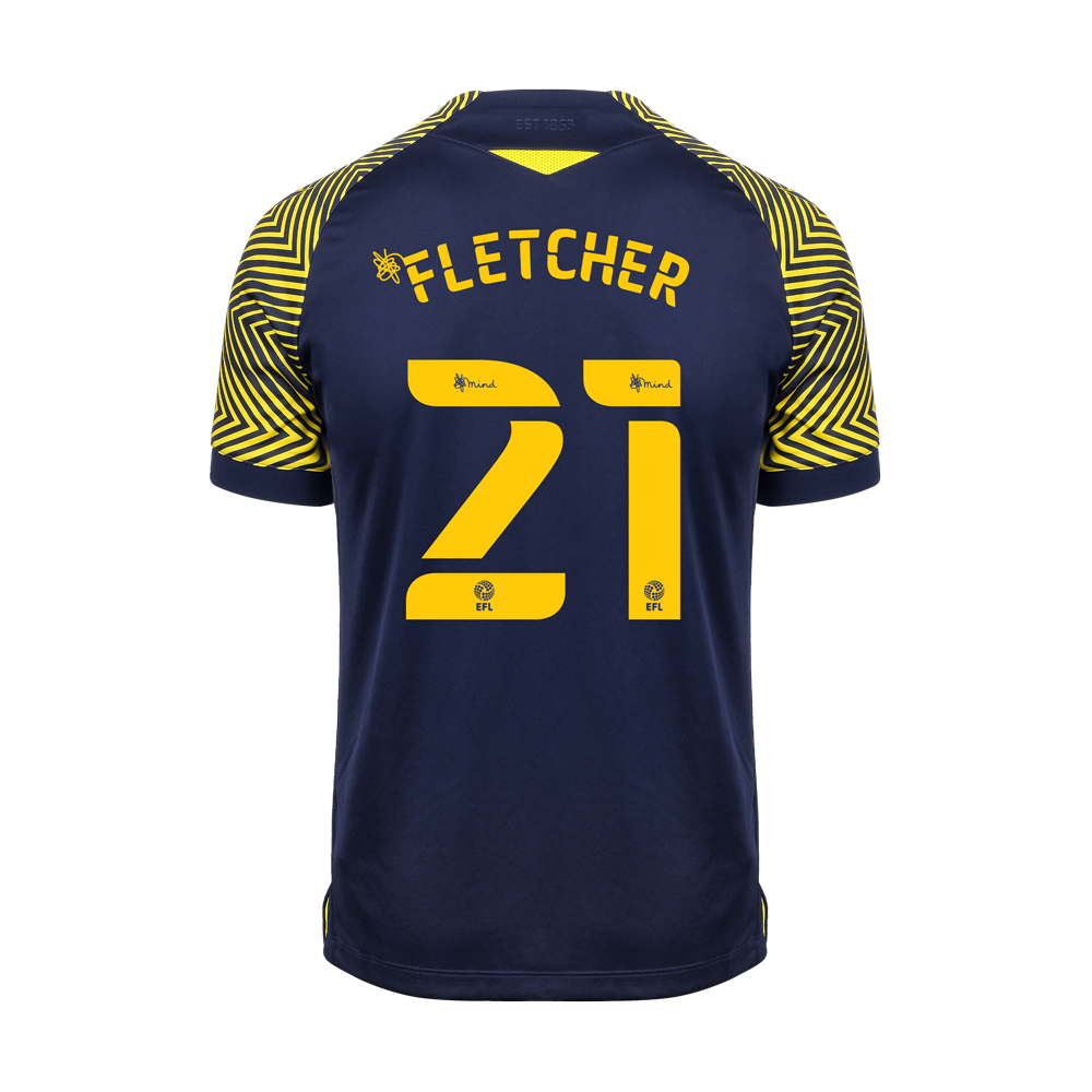 2020/21 Junior Away SS Shirt - Fletcher